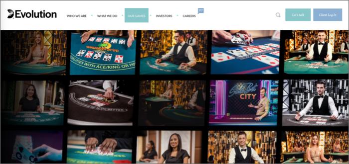 ゲーミング カジノ